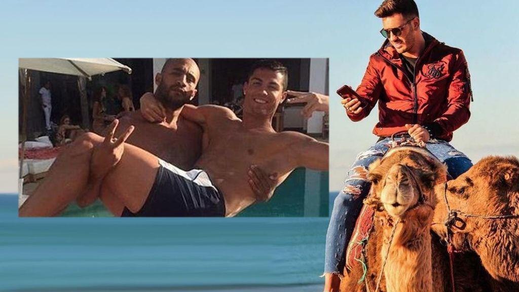 Iván se hace un 'Cristiano': la aventura del extronista en Marruecos, a lo CR7