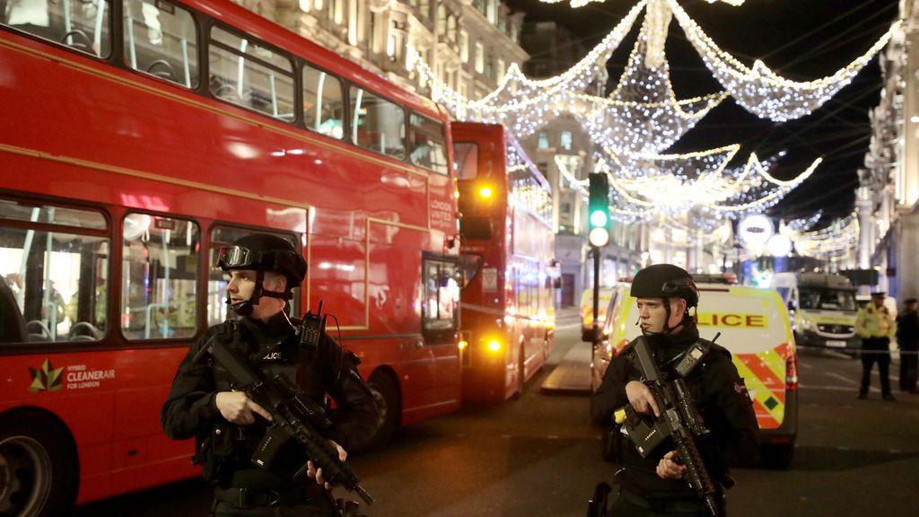 Detenidos en Inglaterra cuatro sospechosos de atentar durante las fiestas navideñas