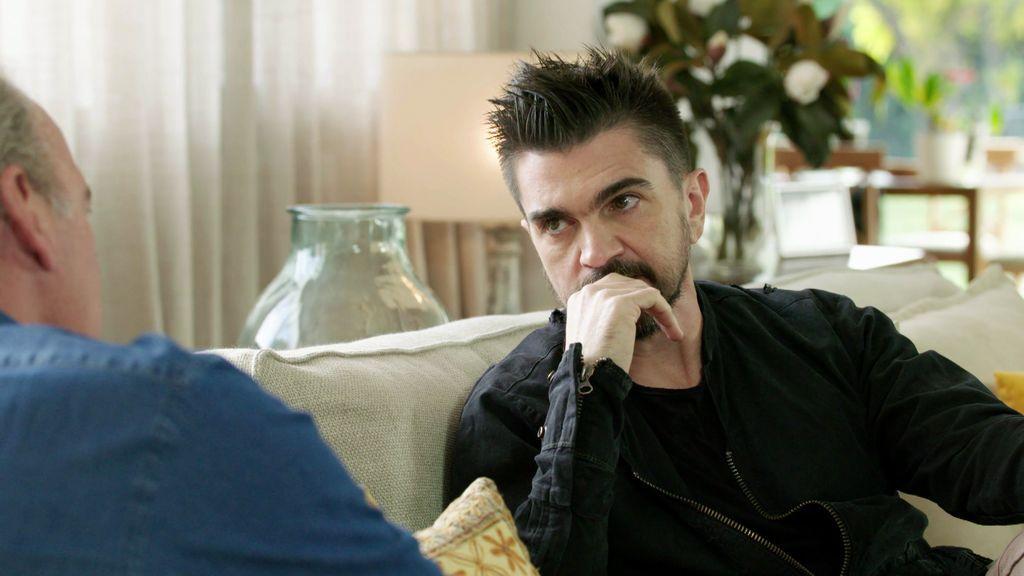 """Juanes: """"El conflicto de Colombia hizo que en el chat de mis hermanos termináramos peleados"""""""