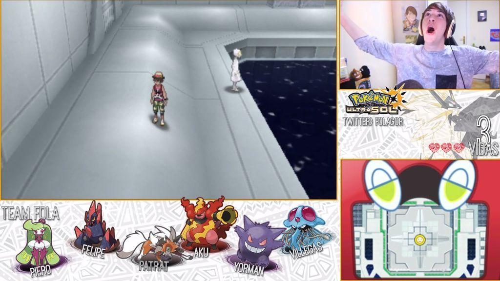 Pokémon Ultra Sol Ep.53: ultra necrozma