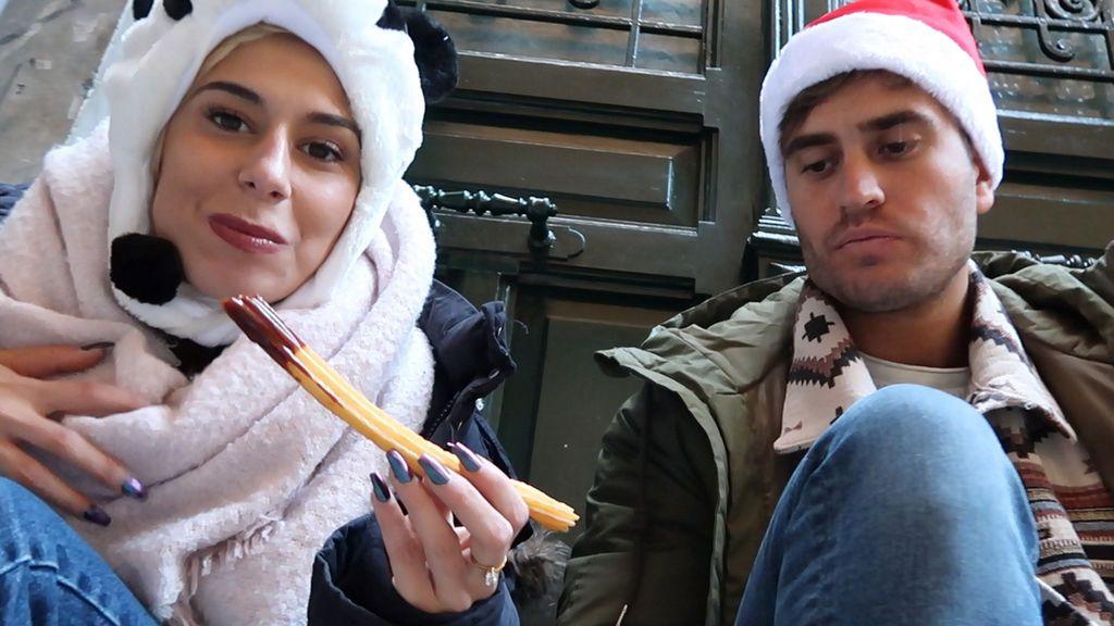 Navidad, decoración y bolas chinas: una cosa llevó a la otra a Bea y Rodri (1/2)