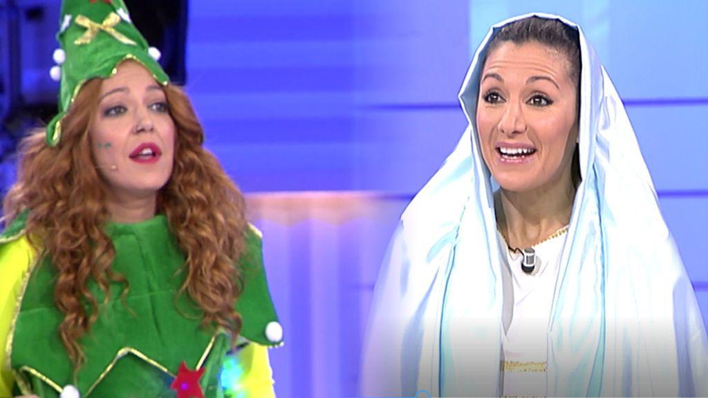 ¡Especial Navidad! Los disfraces más TOP de nuestros 'telecinqueros'