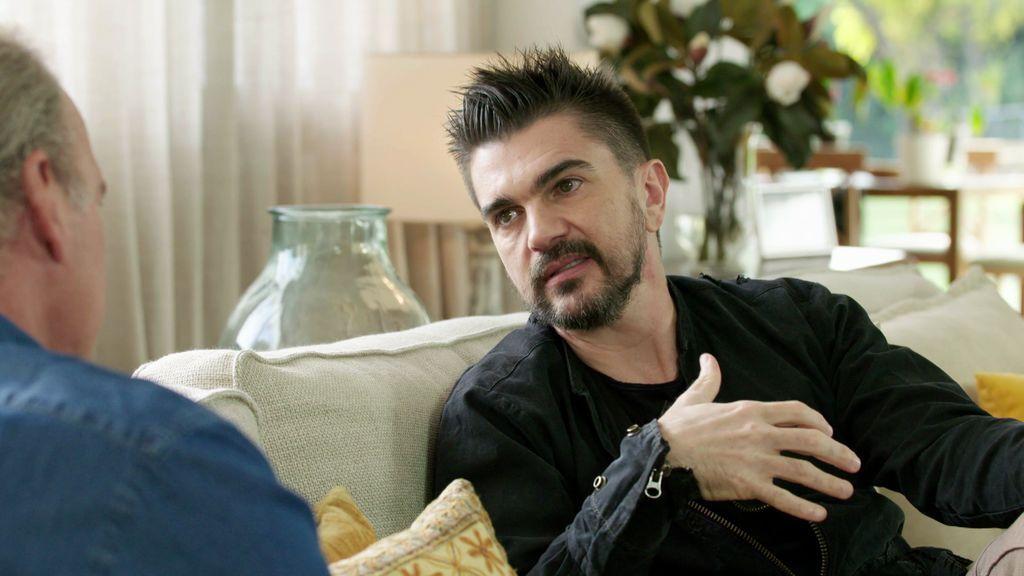 """Juanes: """"Mi hermana sufrió una hemorragia interna que la dejó sin sangre en el cerebro y quedó vegetativa"""""""
