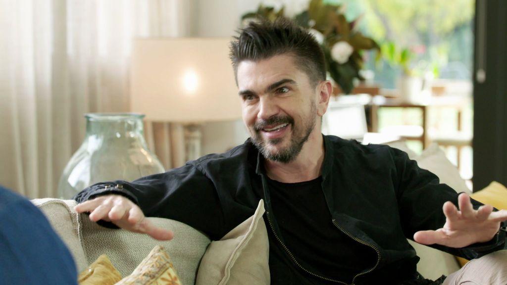 """Juanes: """"Lo que me emociona de 'La Voz' es que soy un puente para hacer que los sueños de los chicos se cumplan"""""""