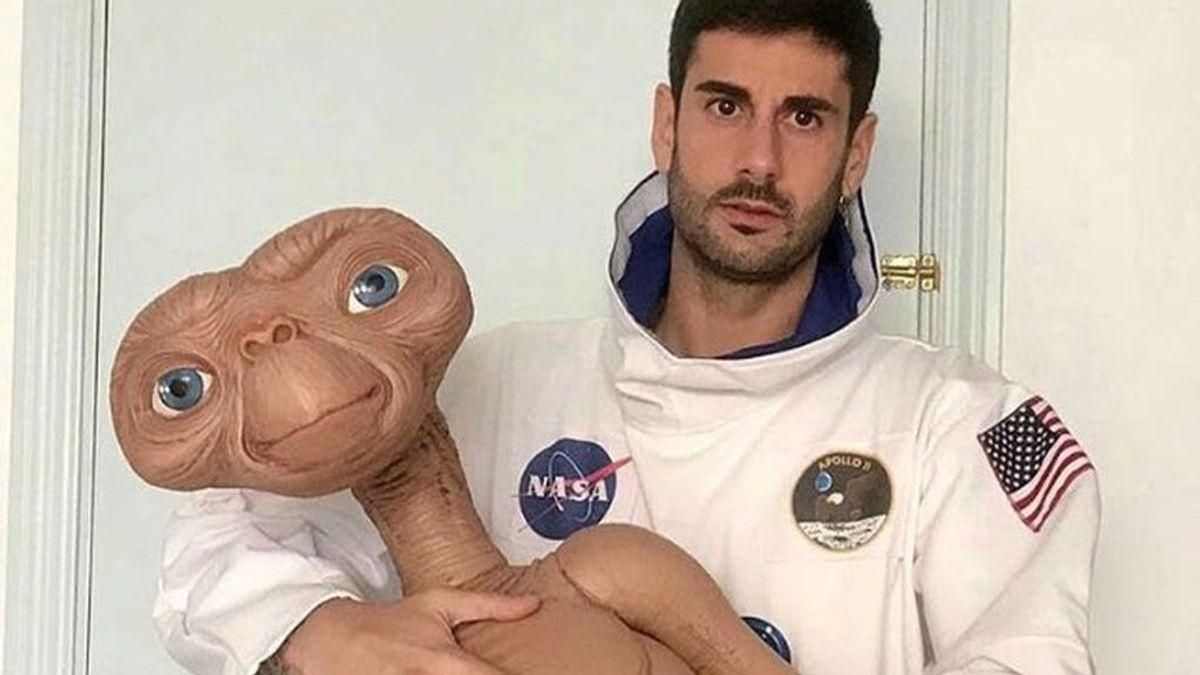 Melendi ha secuestrado a E.T. y por aquí sí que no pasamos