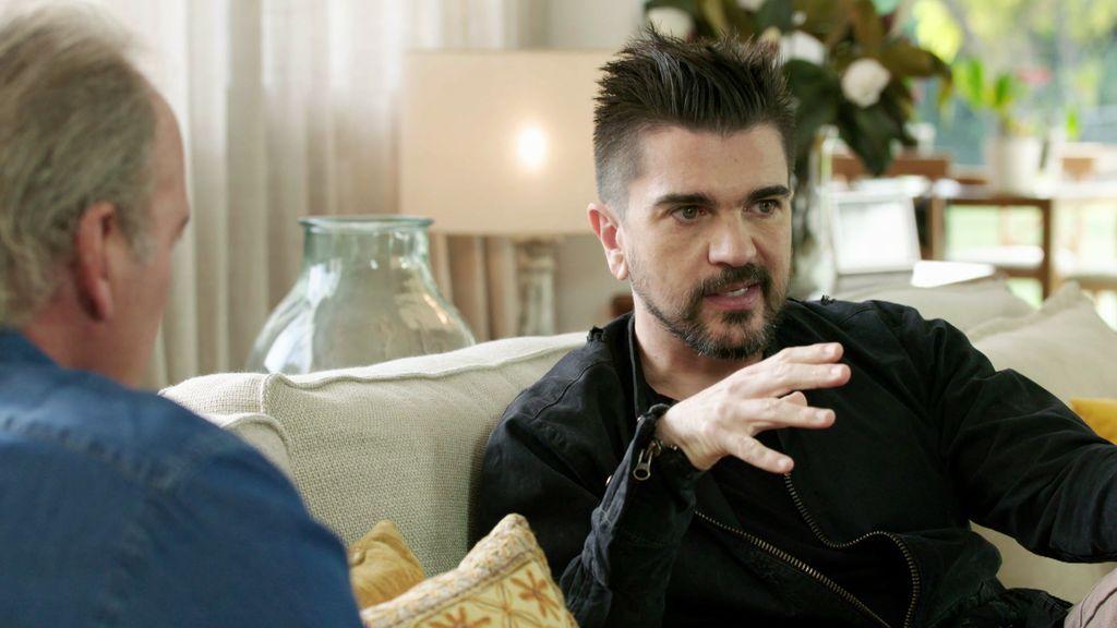 Juanes pasó de dormir en el suelo a ser protagonista del gran sueño americano
