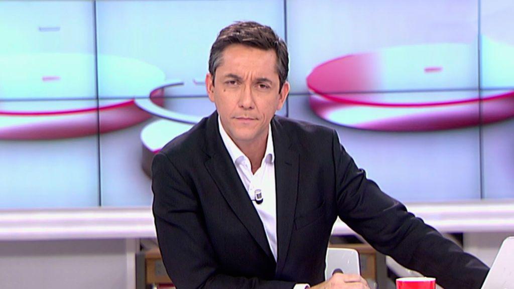Javier Ruiz, presentados de 'Las mañanas de Cuatro'.