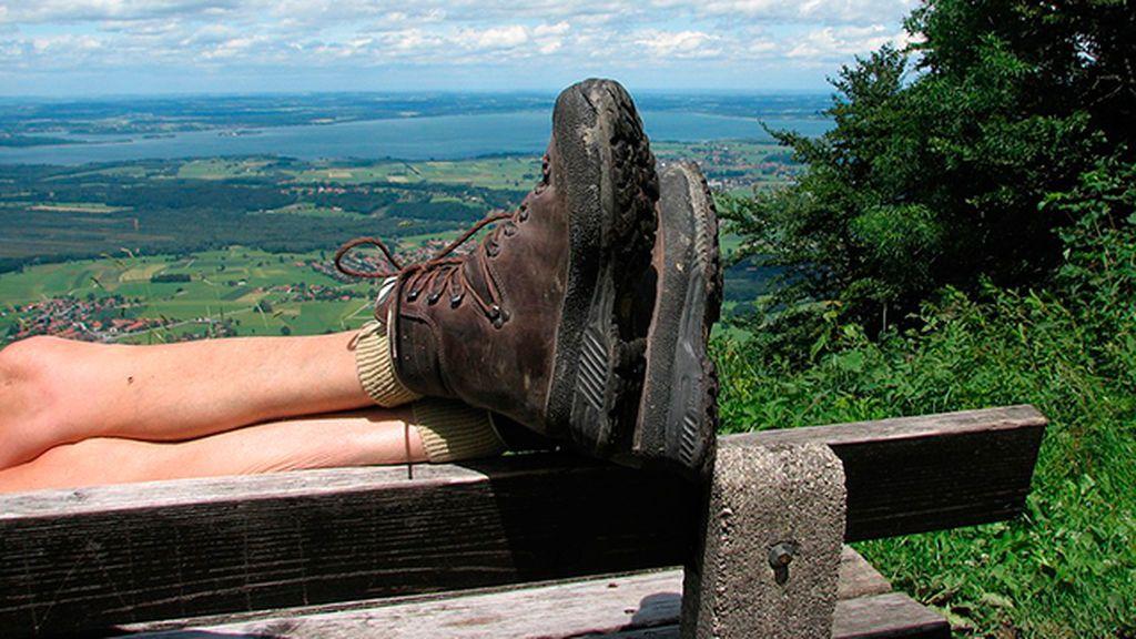 ¿Te pides unas botas de montaña a los Reyes? 5 cosas en las que te tienes que fijar contra la lluvia y el frío