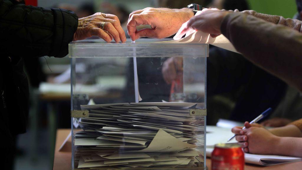 Elecciones catalanas urnas 2017