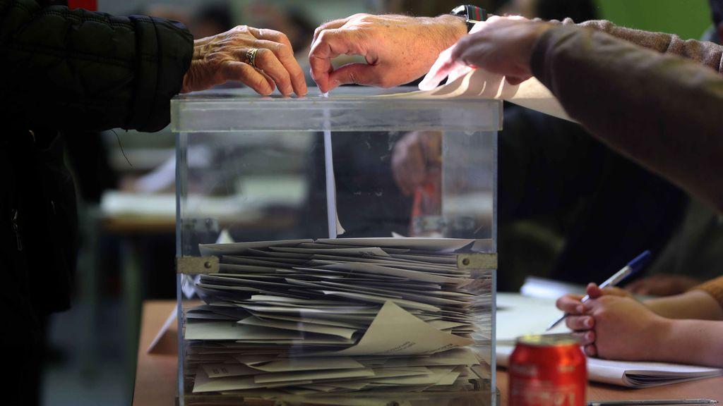 Elecciones catalanas urnas 21D