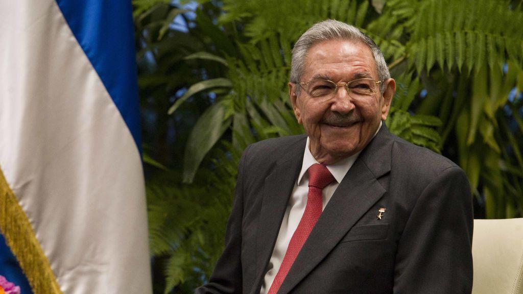 Raúl Castro dejará de ser el presidente de Cuba en abril de 2018