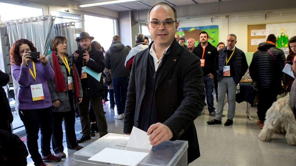 La jornada electoral en Cataluña en imágenes