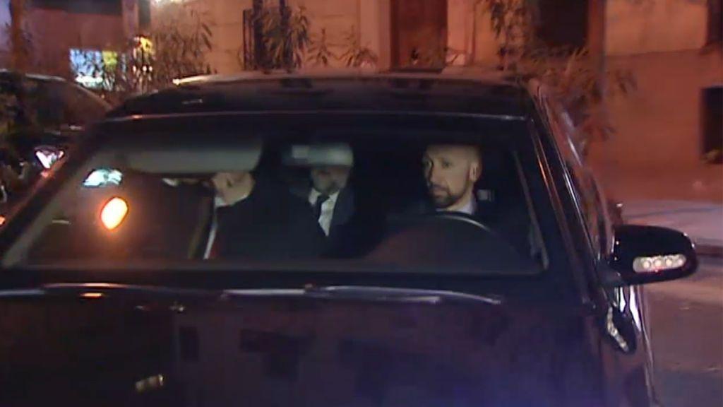 Rajoy y la vicepresidenta esperan en Génova los resultados de las elecciones del 21D