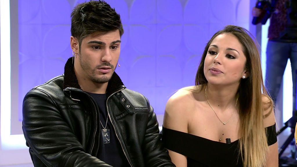"""Joni: """"Sandra y yo no somos novios, pero nos estamos conociendo fuera"""""""