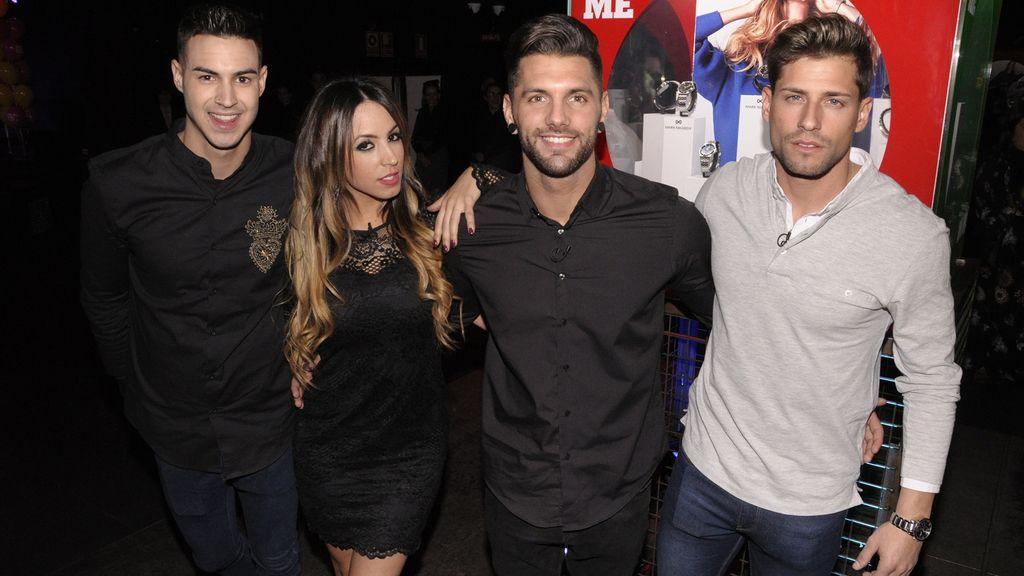Iván, Melani, Barranco y Albert ¿cuál es vuestro favorito?
