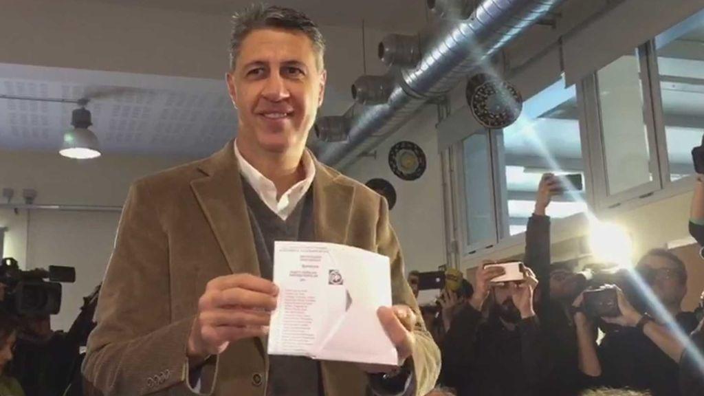 """Albiol: """"Hoy hay que votar en favor de la libertad y de la normalidad en Cataluña"""""""