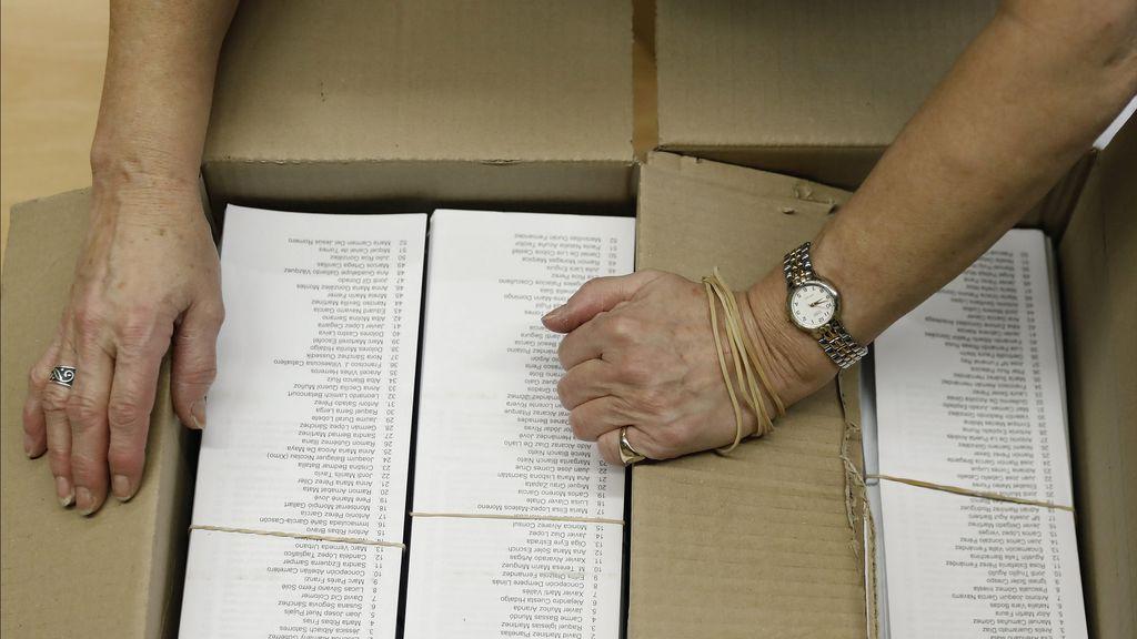 Un 69,54% de los catalanes vota hasta las 18.00 horas, 6,42 puntos más que en 2015