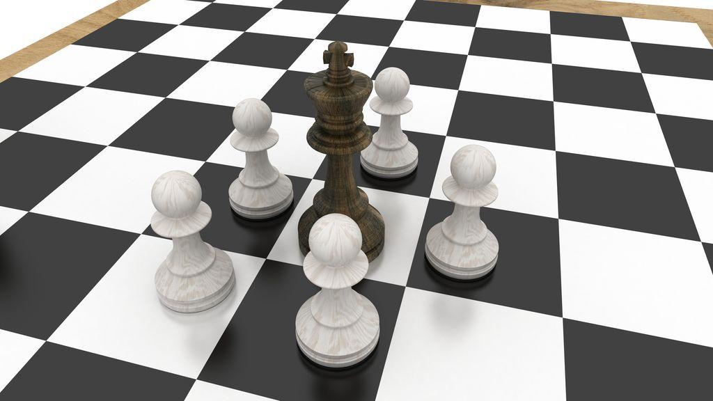 Escándalo en el ajedrez por el logo sexual de su Mundial