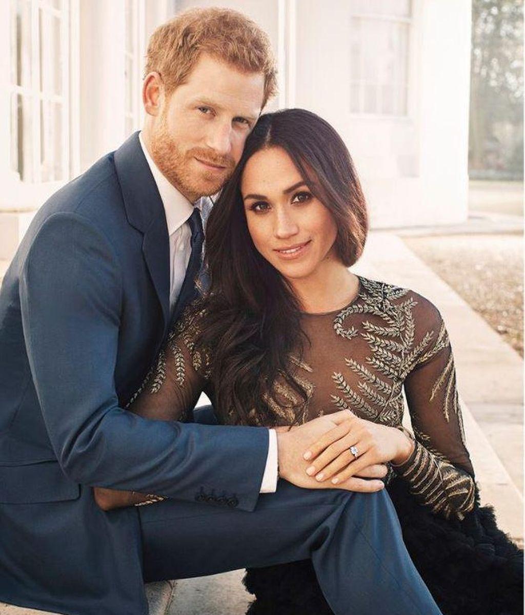 Harry de Inglaterra y Meghan Markle