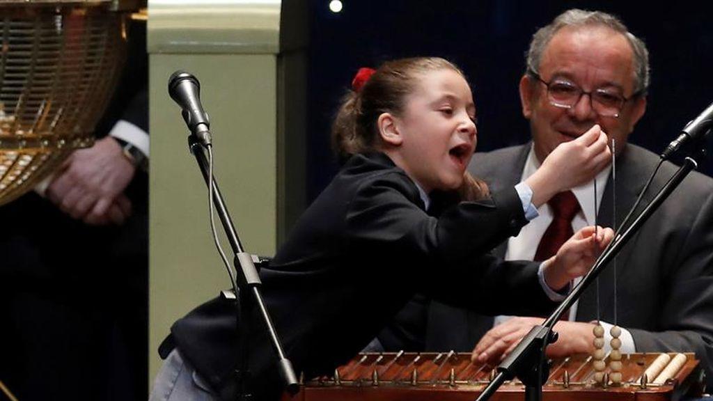 Aya Ben Hamdouch, la protagonista de la tabla más aplaudida
