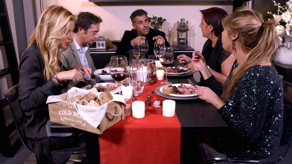 'Ven a cenar conmigo' celebra la semana de Fin de Año.