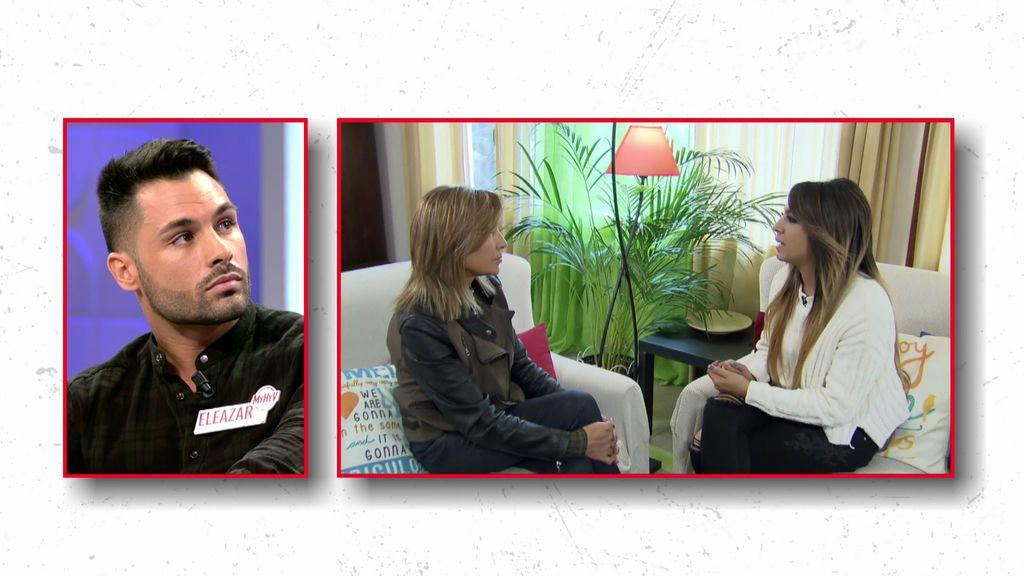 Cita Melani y Éric: ¡La pretendienta conoce a su posible suegra!