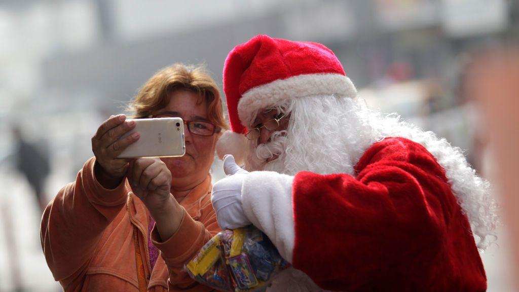 ¿Qué va a traer Papá Noel? Lluvias