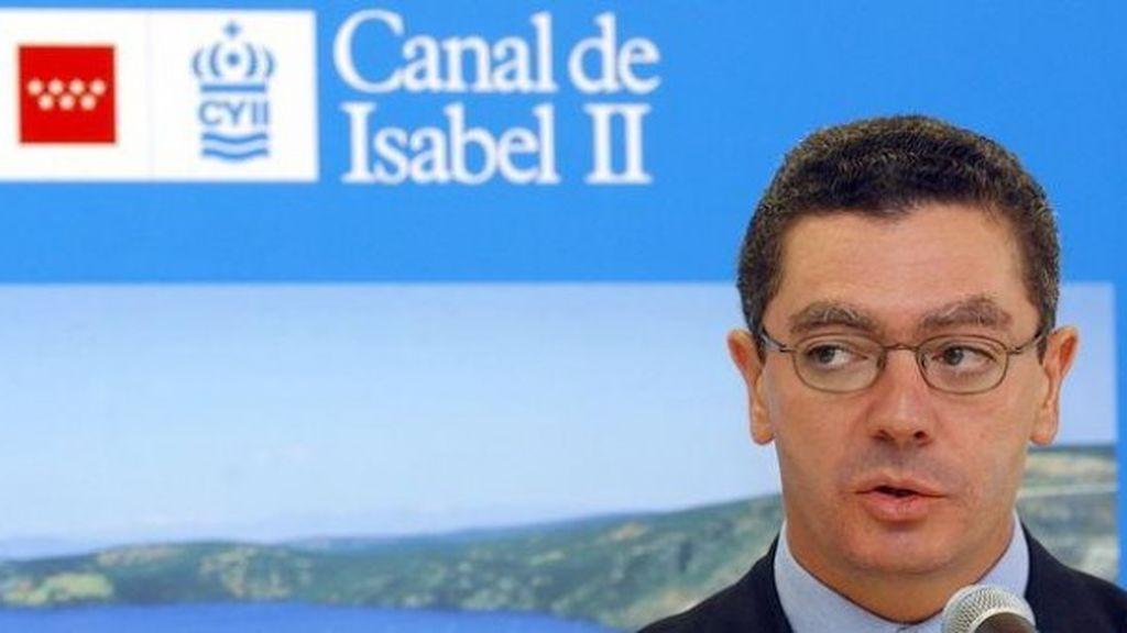 Anticorrupción pide imputar a los colaboradores de Gallardón en el Canal de Isabel II