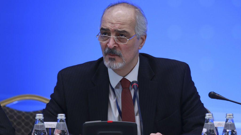 El embajador de Siria ante la ONU pide a las fuerzas de Turquía y EEUU que abandonen inmediatamente su país