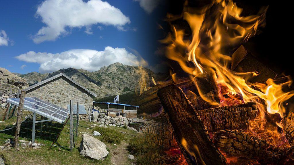 ¿Se puede vivir sin electricidad o solo con renovables en España? Personas y pueblos que lo hacen hoy así de bien