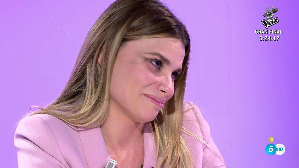 Mara Lapiedra A Gustavo No Le Gusta Que Mi Marido Vaya Sbado Deluxe