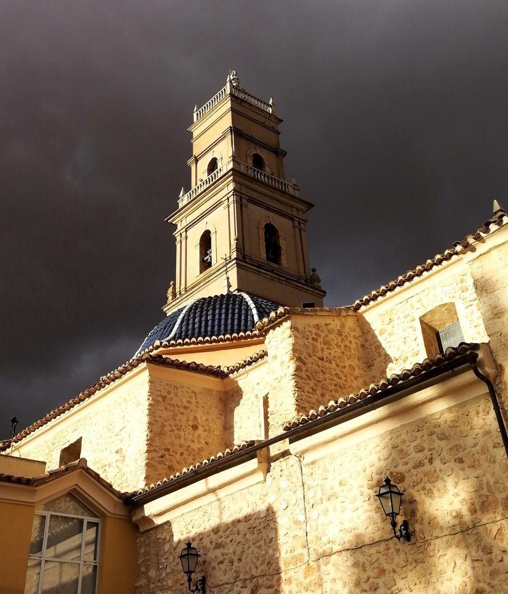 Marta Torres en Caudete de las Fuentes, Valencia