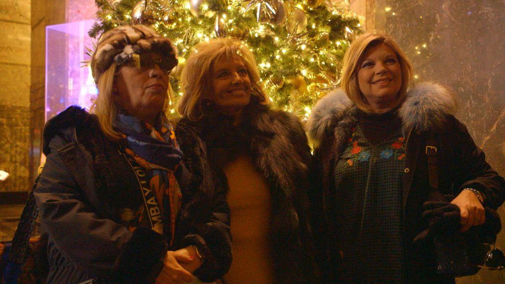 Imágenes del especial navideño 'Nueva York: Audrey, Marilyn, Carrie y las Campos'.