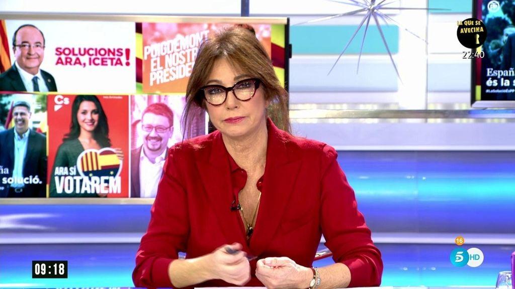 La colección de gafas de Ana Rosa Quintana