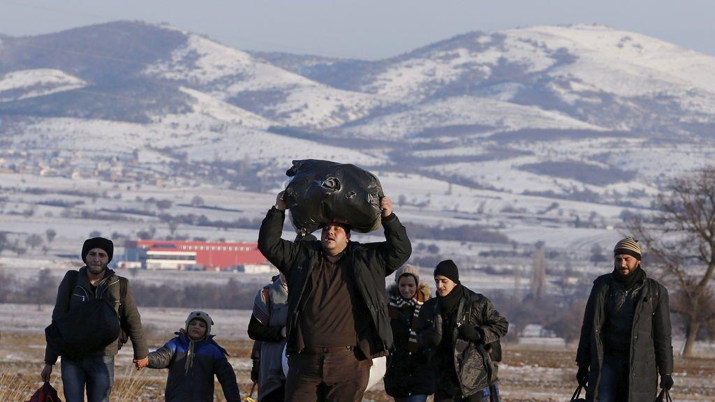 ¿Sabes lo que es un refugiado climático? Van a triplicarse en Europa