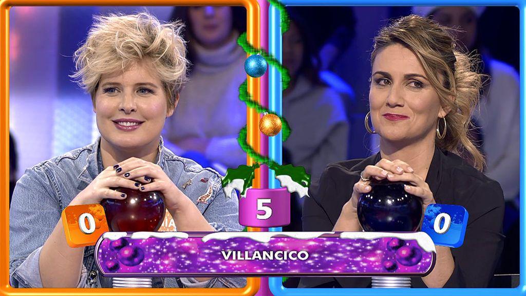 Carlota Corredera se lanza con la panxoliña 'Campana sobre campana'