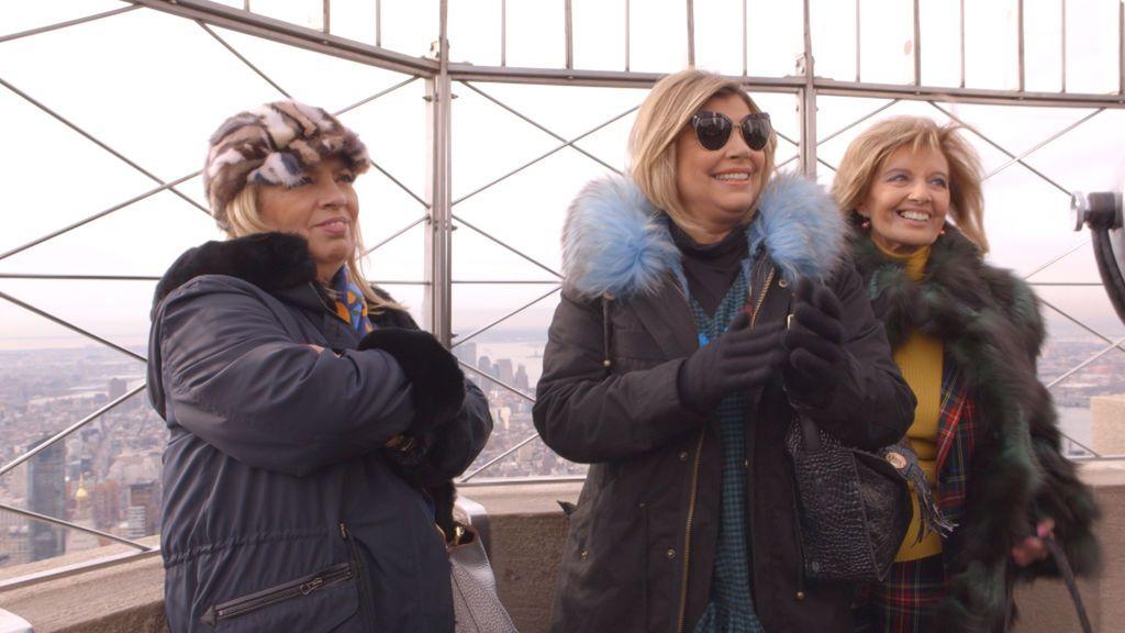 ¡Vuelven 'Las Campos'! Especial navideño en Nueva York, el miércoles 27