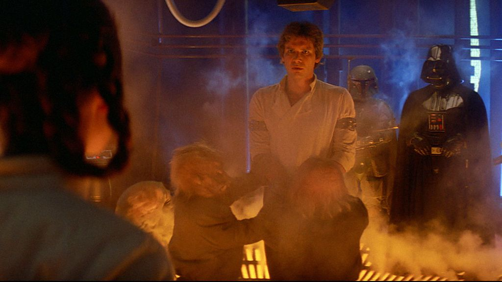 'Star Wars, Episodio IV. Una nueva esperanza'.