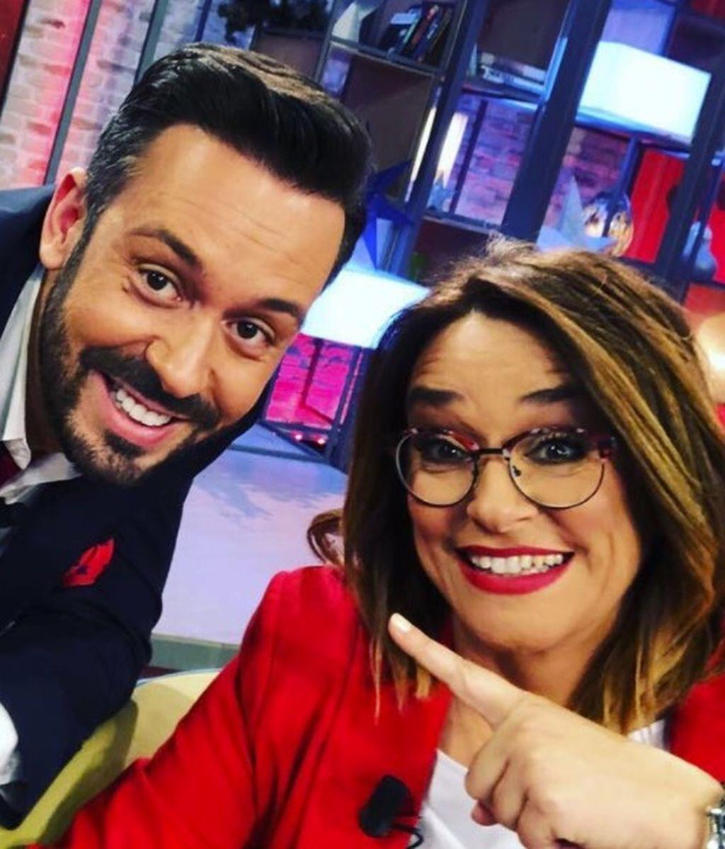 Toñi Moreno hace de celestina con Kike Calleja para poner fin a su soltería