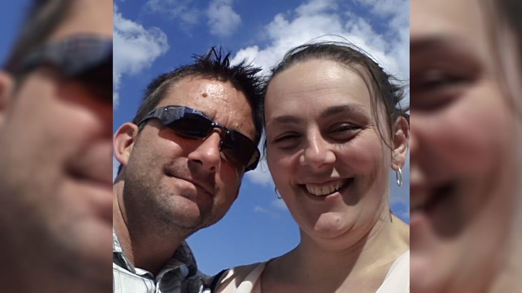 Publica la foto de su mujer enferma para concienciar sobre el cáncer cervical
