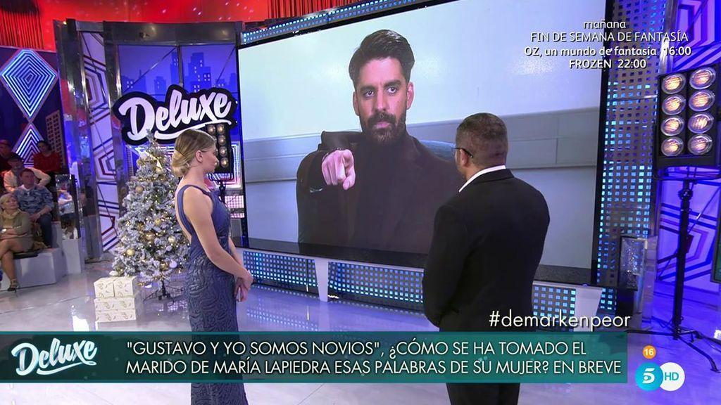 """Mark, dolido con María Lapiedra y Gustavo: """"Ahora mismo les deseo lo peor"""""""