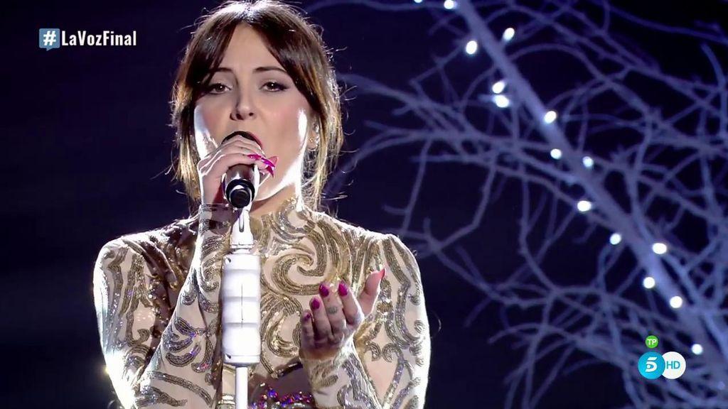 Alba gana 'La Voz'