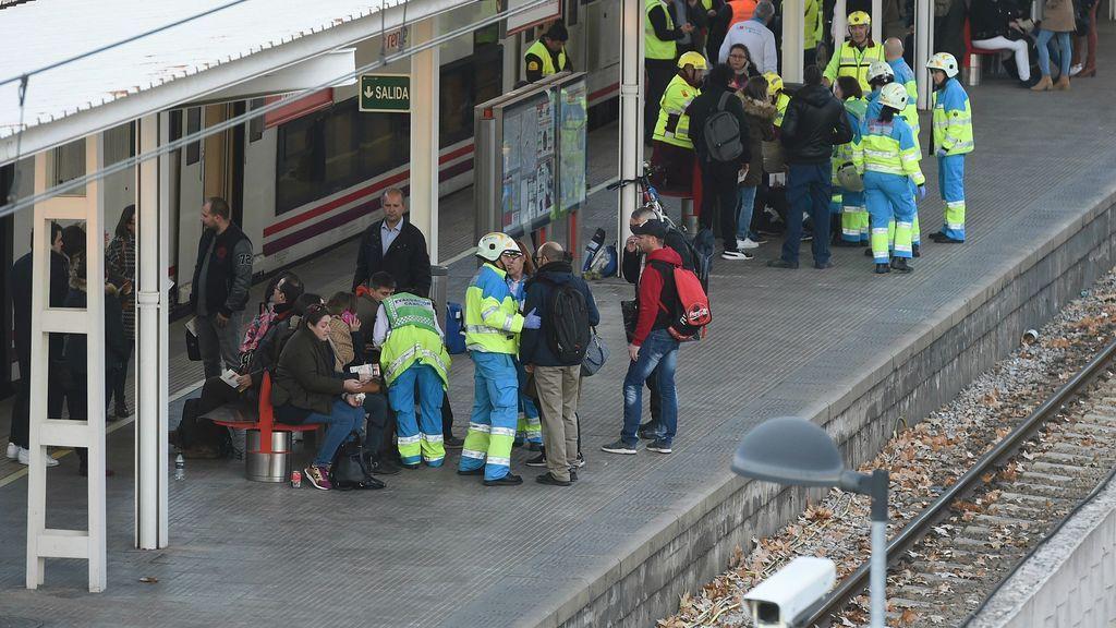 Los dos heridos graves del accidente del Cercanías en Alcalá reciben el alta médica