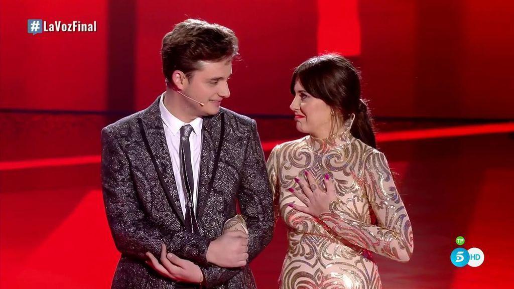 Alba se proclama ganadora de 'La Voz' tras una final de infarto