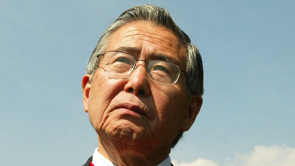 Trasladado de urgencia a una clínica el ex presidente peruano Alberto Fujimori