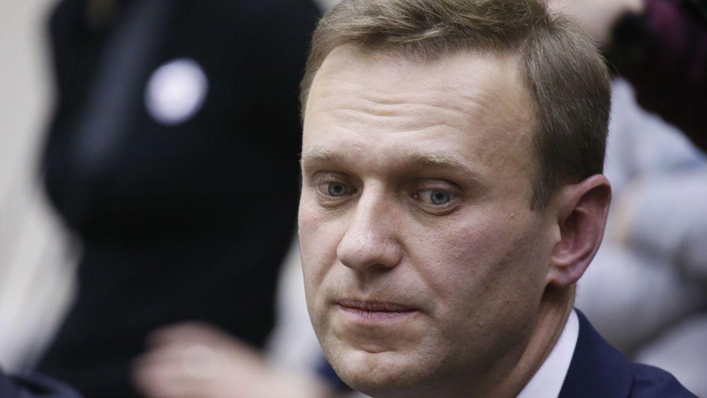 Rusia veta al opositor Alexei Navalni como candidato en las presidenciales de 2018