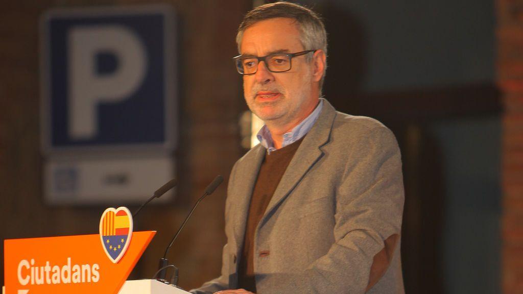 Ciudadanos no iniciará conversaciones para formar gobierno porque no va a hablar con ERC ni JxCat