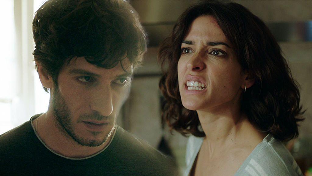 La conversación más dura entre Lucía y José