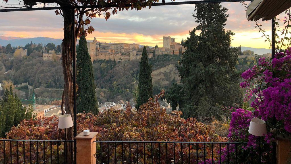 Luis Padilla en Granada