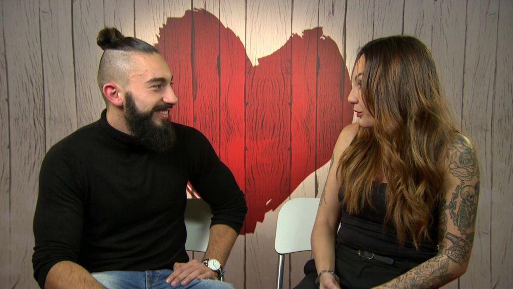 Almudena y Raúl son hermanos: ¿mantendrán el secreto hasta el final de sus citas?